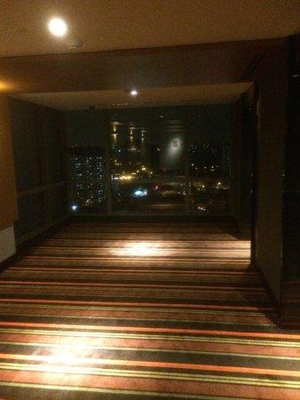 Aloft Kuala Lumpur Sentral: Lobby