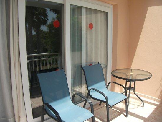 Hotel Apartamentos Princesa Playa: Balcony