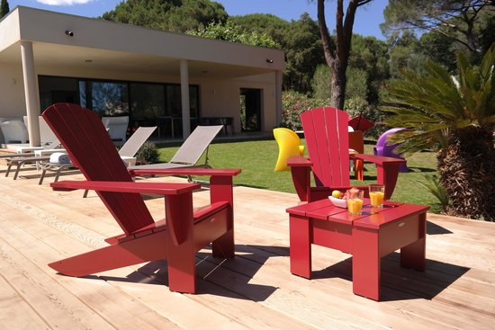 Villa Californie: Mobilier outdoor