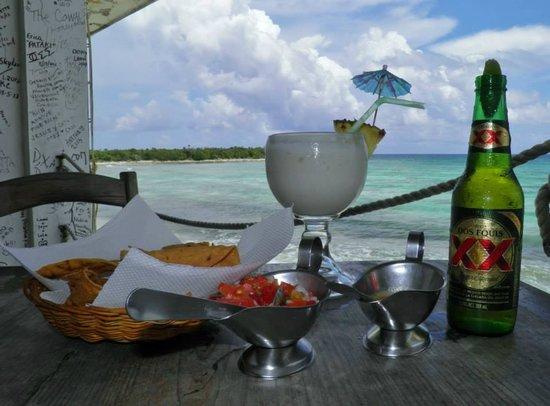 Playa Bonita: il cibo