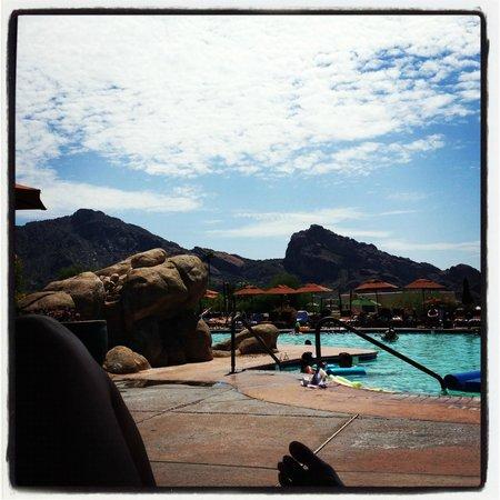 JW Marriott Scottsdale Camelback Inn Resort & Spa: Very nice pools