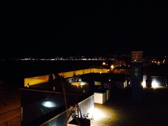 UR Azul Playa: Dach Terrasse