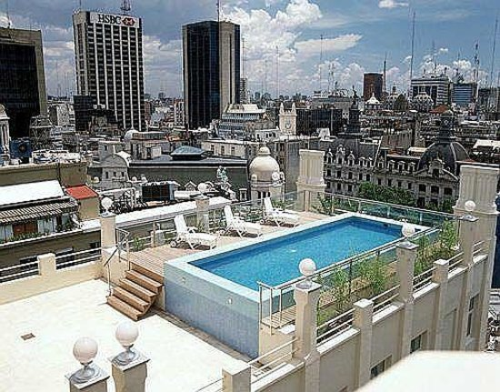 NH Buenos Aires City: Pool