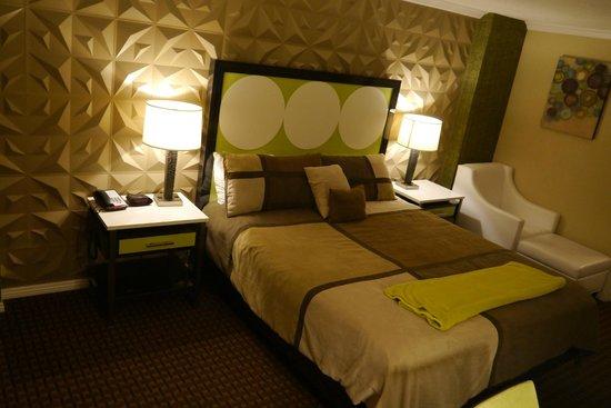 Santa Clarita Motel : Unser Zimmer