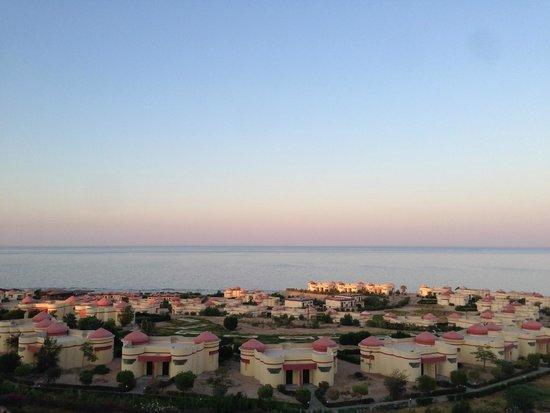 Al Nabila Grand Bay Makadi: vista dalla camera