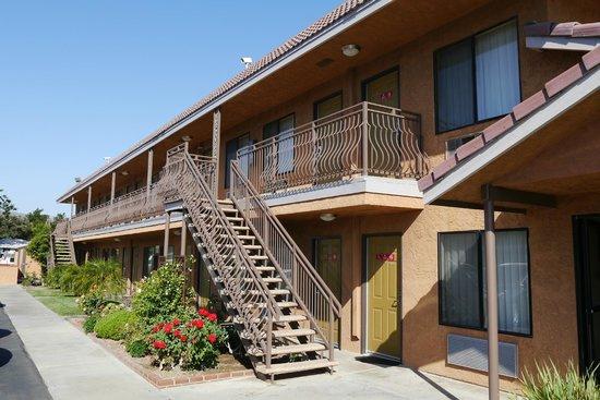 Santa Clarita Motel : Ein Teil des Motels