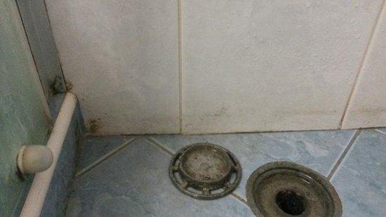 Hotel Regatta Palace: душ