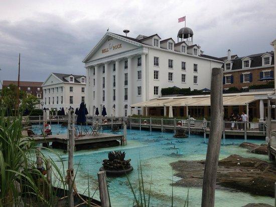 Hôtel Bell Rock : Bell Rock Hotel