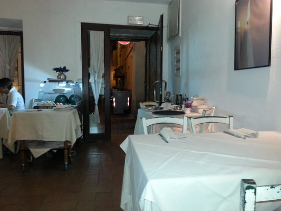 Montecristo: sala