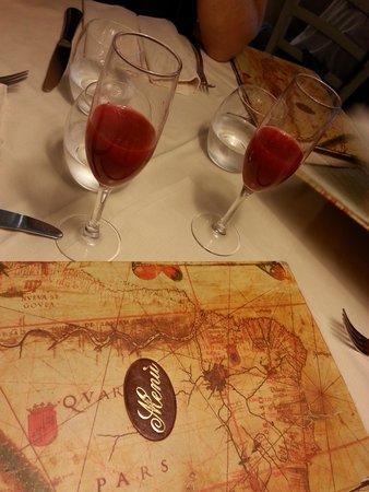 Montecristo: aperitivo