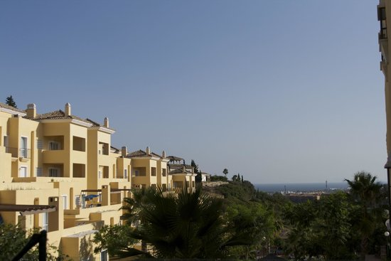 Colina del Paraiso by CheckIN: Apartments - view from townhouses