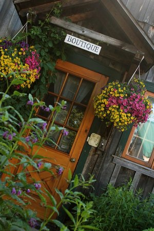 Dunham, Kanada: Welcome to our Boutique!