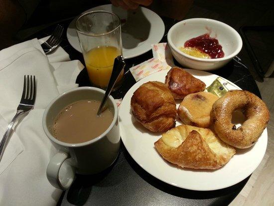 Morgans New York Hotel: colazione