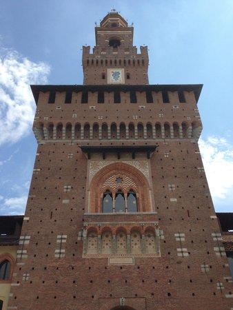 Castello Sforzesco: 7/2014