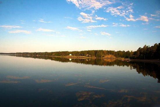 Hotel Rantapuisto : Rantapuisto view
