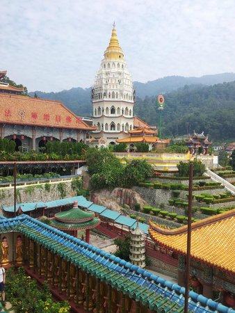 Kek-Lok-Si-Tempel: Kek Lok Si..Pagoda