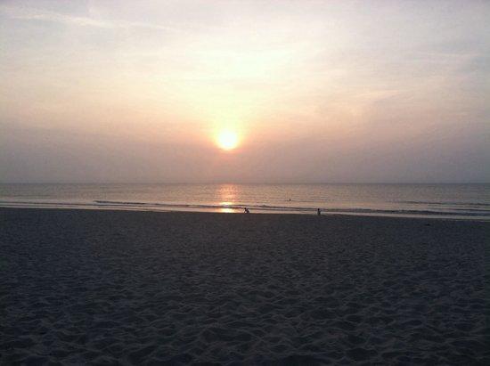Comfort Suites Oceanview Amelia Island : Sunrise