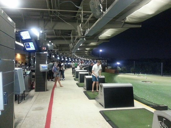 TopGolf Dallas: Top golf