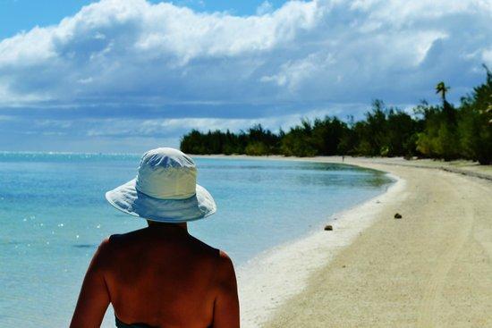 Are-a-Matatui : la spiaggia