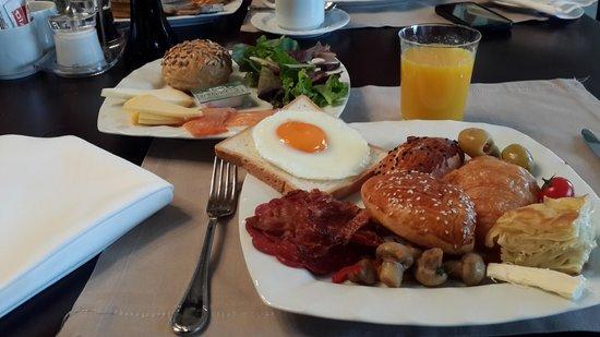CVK Park Bosphorus Hotel Istanbul : Breakfasttttt