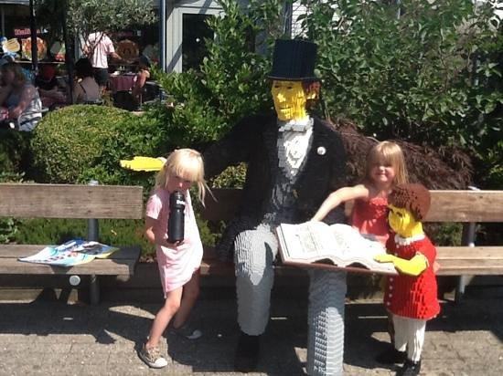 Legoland Billund: historielæsning