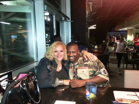 TopGolf Dallas: Date night