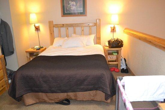 Great Wolf Lodge: Loft Bedroom