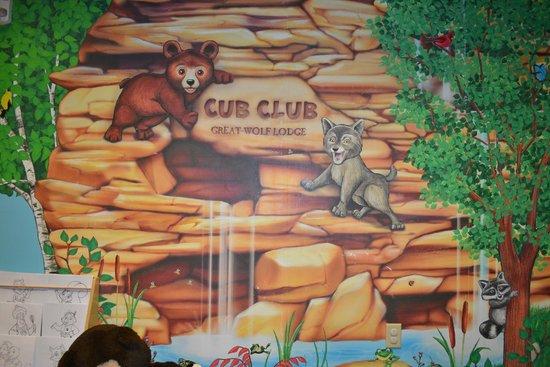 Great Wolf Lodge : Cub Club