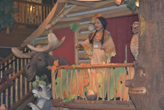 Great Wolf Lodge : Story Time