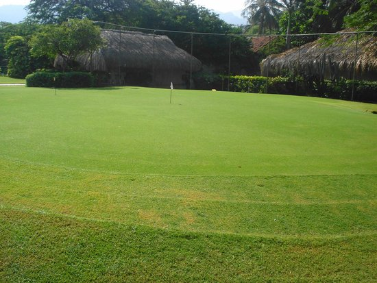 Irotama Resort: golf practiquemos !!