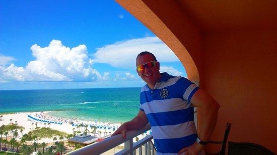 Hyatt Regency Clearwater Beach Resort & Spa: Balcony 1 of 3