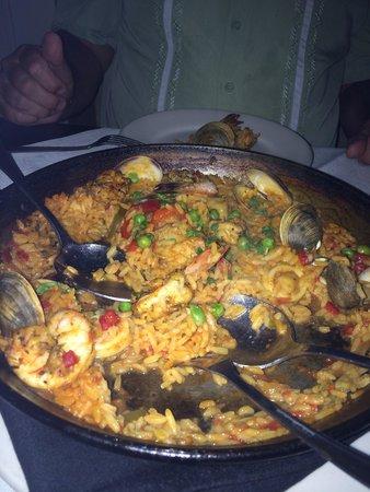 Espana Restaurant & Tapas: Seafood Pallea