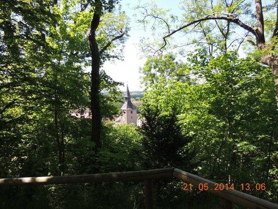 A torre Schmalzturm