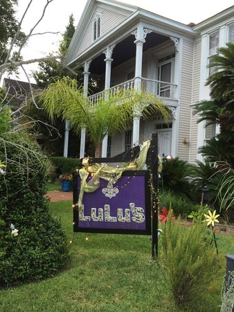 LuLu's at The Thompson House: Good food
