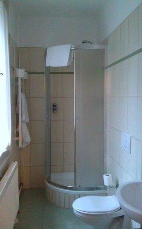 Kampa Garden : Ванная комната.