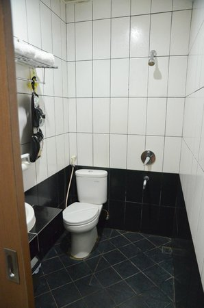 Bunda Hotel, Bukittinggi: bathroom
