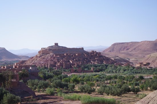 Venturas Tours - Day Tour: La casebas de ouarzazate