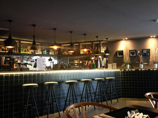 Silken Concordia Hotel: Restaurant