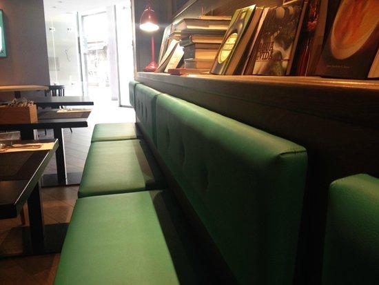 Silken Concordia Hotel : Restaurant
