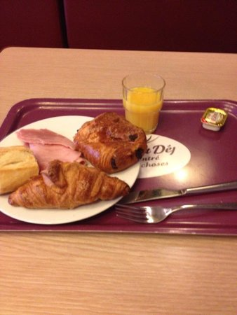 Ibis Paris CDG Airport : 朝食