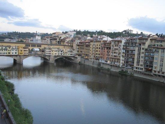 Hotel Berchielli: Bridge of Gold
