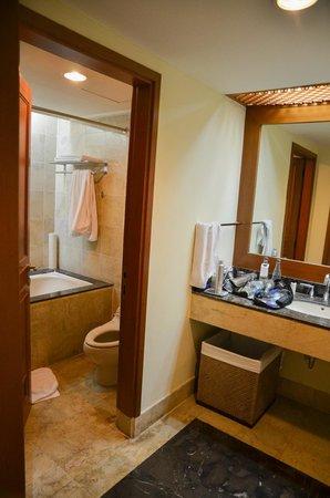 Ayodya Resort Bali : bathroom