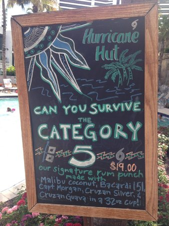 Hyatt Regency Sarasota: Try the Hyatt Category 5!