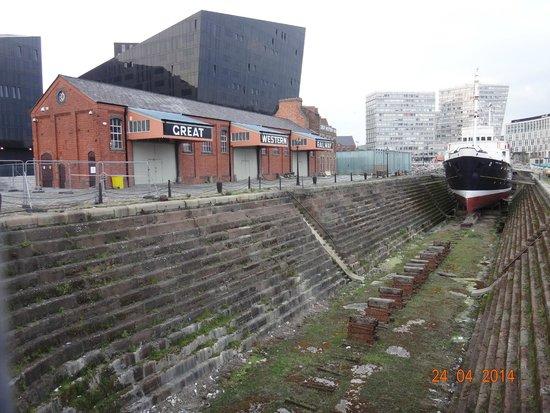 Albert Dock : Great Western Railway