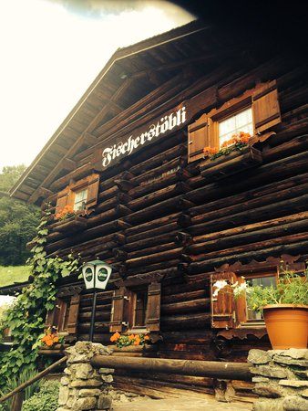 Gasthof Fischerstobli