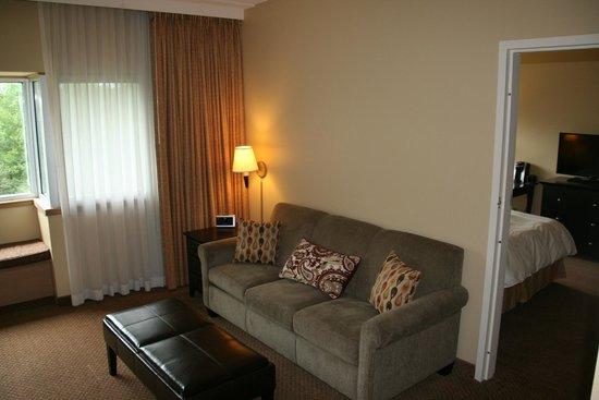 Oak Ridge Hotel and Conference Center: Junior Suite