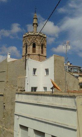 Valenciaflats Catedral: Alrededores