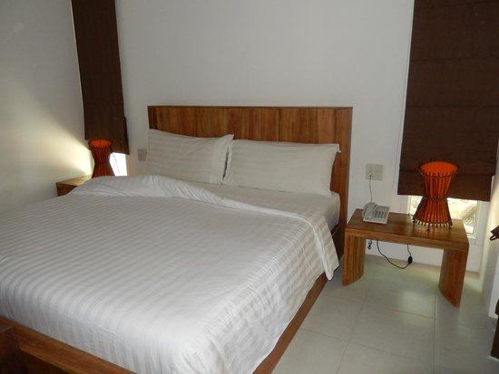 Bay View Resort: Cama