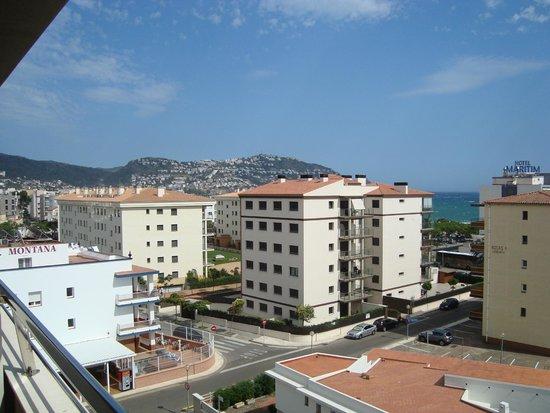 Hotel Mediterraneo Park and Hotel Mediterraneo: View from Balcony