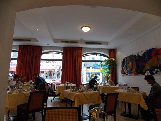Hotelisssimo Haberstock: Restaurant